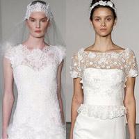 Váy cưới hợp mốt dành cho các tín đồ