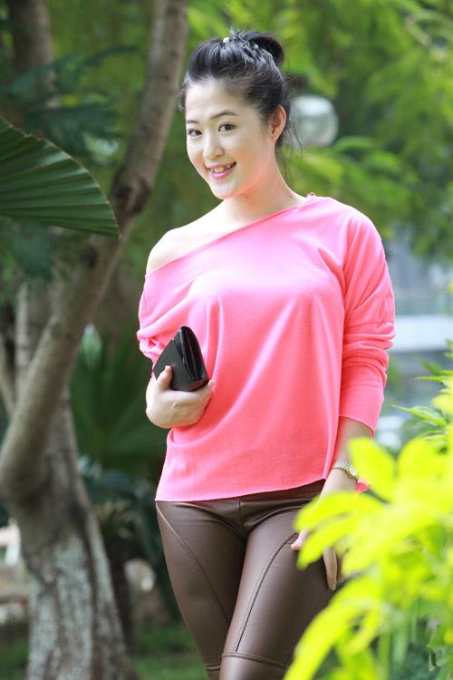 Thiếu nữ Hà thành làm điệu với áo len - 8