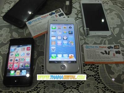 """""""Cháy"""" hàng Galaxy Note II và Aphone 5 - 5"""