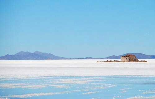 Cánh đồng muối tuyệt đẹp ở Bolivia - 3