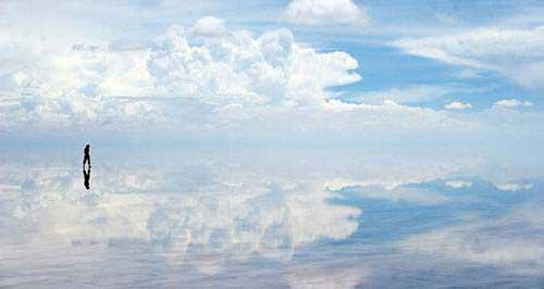 Cánh đồng muối tuyệt đẹp ở Bolivia - 4