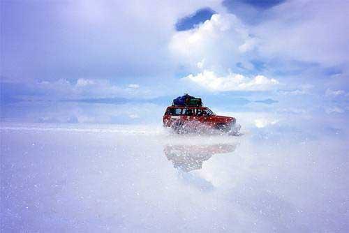 Cánh đồng muối tuyệt đẹp ở Bolivia - 5