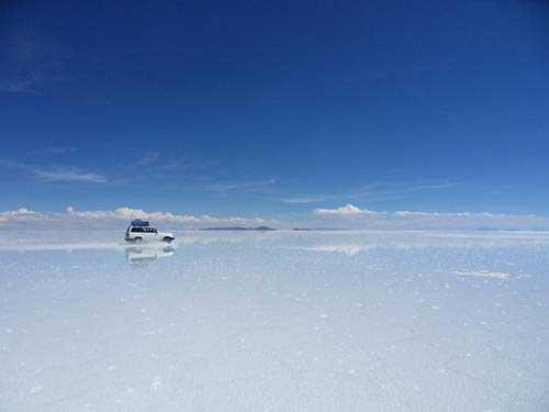 Cánh đồng muối tuyệt đẹp ở Bolivia - 6