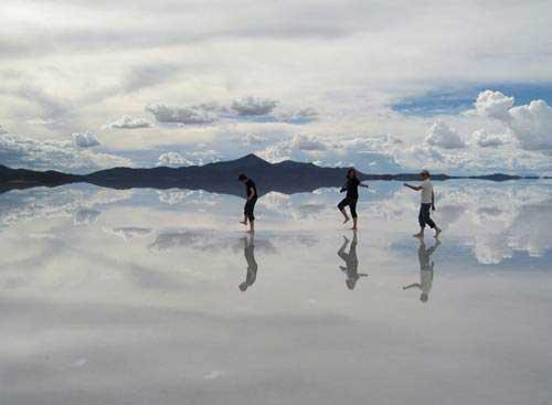 Cánh đồng muối tuyệt đẹp ở Bolivia - 12