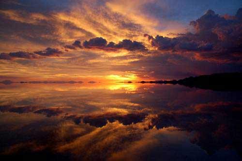 Cánh đồng muối tuyệt đẹp ở Bolivia - 10