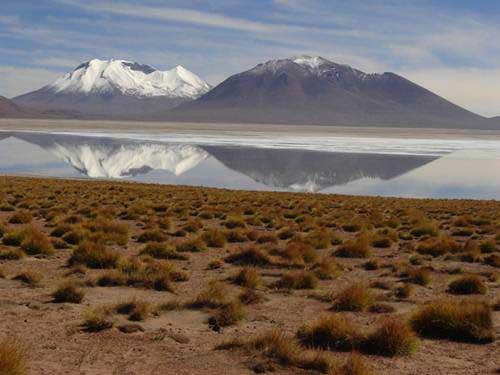 Cánh đồng muối tuyệt đẹp ở Bolivia - 11