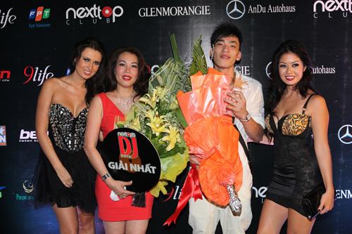 DJ gốc Việt sexy đêm Hà thành - 9