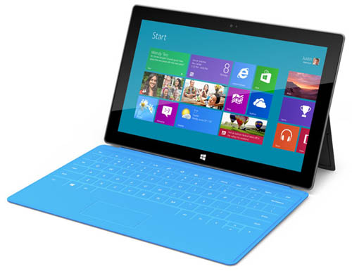 Microsoft tung quảng cáo độc cho Surface - 1