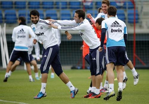 Real - Celta: Công sẽ bù thủ - 1