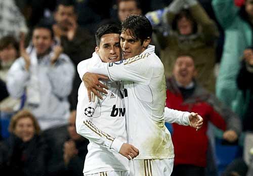 Real - Celta: Công sẽ bù thủ - 2