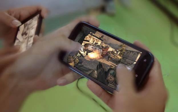 """""""Đã"""" với game MC3 trên điện thoại Kem của mobiistar - 4"""