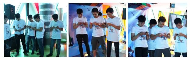 """""""Đã"""" với game MC3 trên điện thoại Kem của mobiistar - 6"""