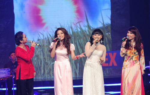 Thanh Lam được lòng khán giả - 3