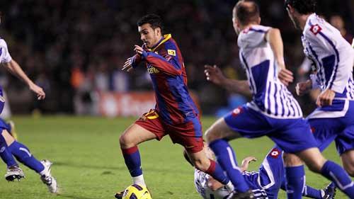 Deportivo – Barca: Vượt qua thử thách - 1