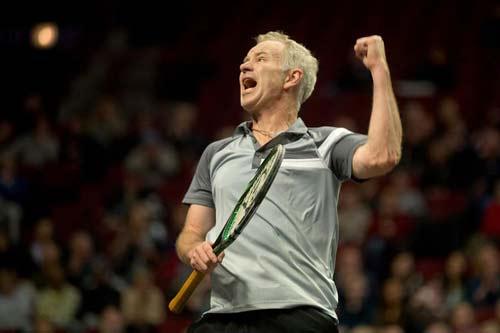 Sampras, McEnroe tỏa sáng tại giải đấu huyền thoại - 5