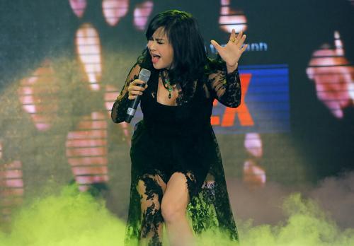 Thanh Lam được lòng khán giả - 1