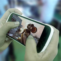 """""""Đã"""" với game MC3 trên điện thoại Kem của mobiistar"""