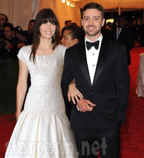 Justin Timberlake và Jessica đã kết hôn - 1