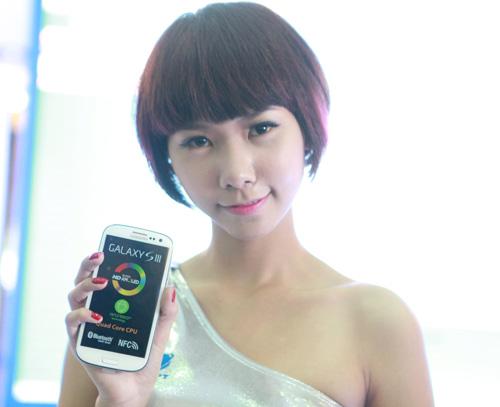 """Dế """"khủng"""" tại Mobile Vietnam 2012 - 2"""