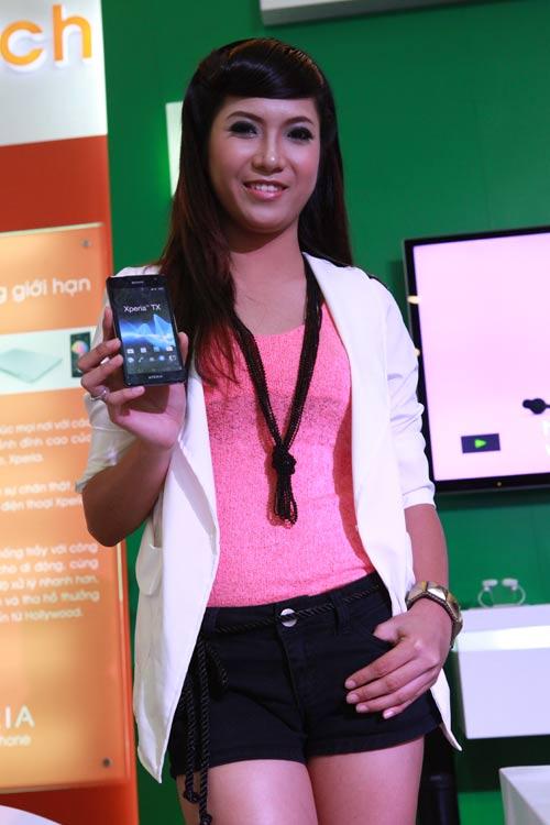 """Dế """"khủng"""" tại Mobile Vietnam 2012 - 3"""