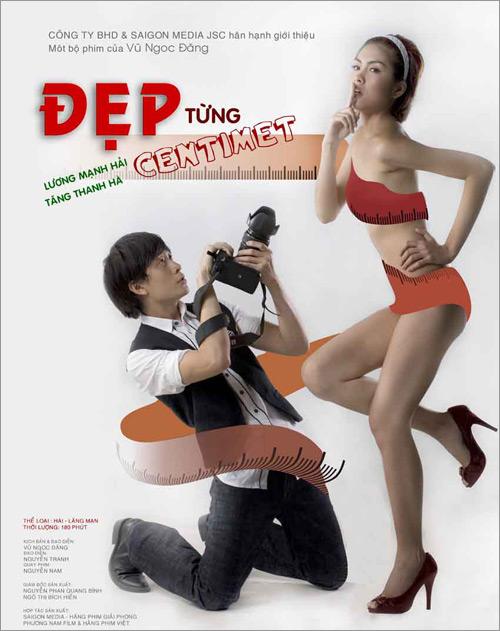 Đã mắt ngắm chân dài màn ảnh Việt - 6