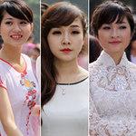 Bạn trẻ - Cuộc sống - Những gương mặt khả ái của Hoa khôi HN