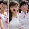 Những gương mặt khả ái của Hoa khôi HN