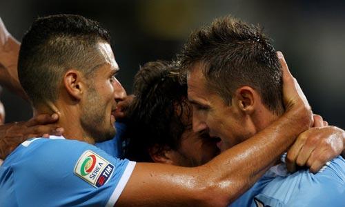 Lazio - Milan: Cơn bĩ cực chưa qua - 1