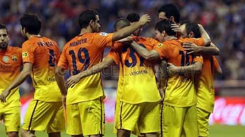Barca: Nếu không có Messi - 1