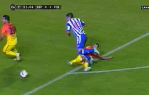Barca: Nếu không có Messi - 2