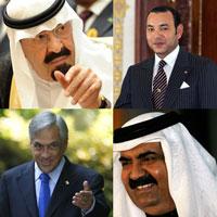 Những lãnh đạo quốc gia tỷ phú giàu nhất TG
