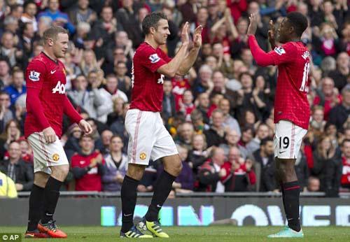 MU: Ngôi sao Rooney phát sáng - 2