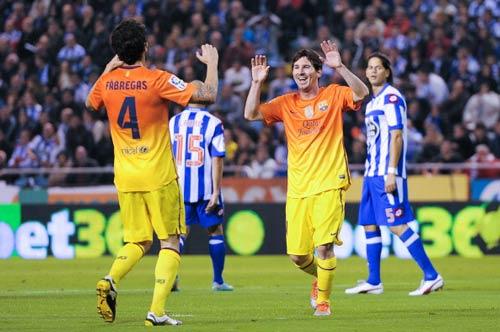 Messi vượt Pele: Hãy tính bằng ngày - 2