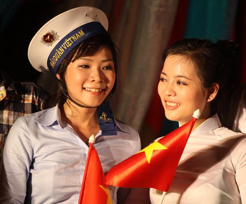 Đại biểu tàu Thanh niên ĐNA chuẩn bị lên đường - 16