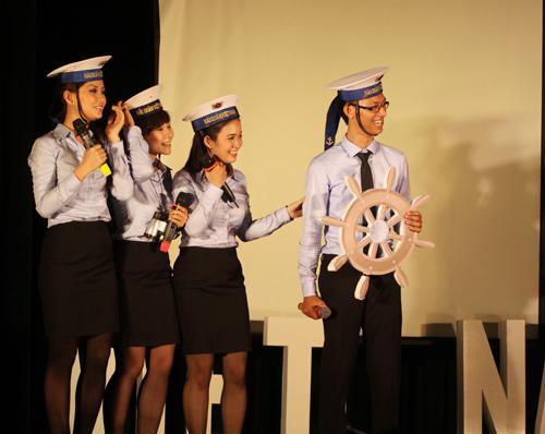 Đại biểu tàu Thanh niên ĐNA chuẩn bị lên đường - 2