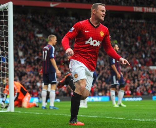 Rooney: 200 bàn và hơn thế nữa - 1