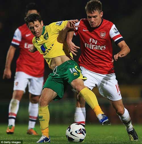 Arsenal: Một nốt trầm - 1