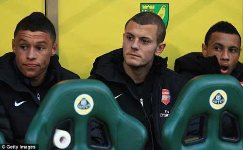 Arsenal: Một nốt trầm - 2