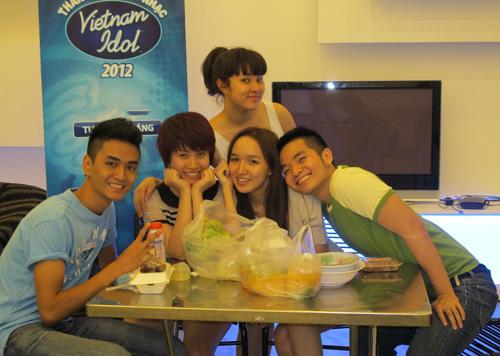 Đột nhập dinh cơ Top 9 Vietnam Idol - 7