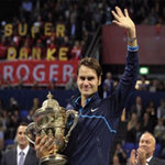 Thể thao - Federer dễ thở ở Basel Open