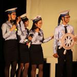 Đại biểu tàu Thanh niên ĐNA chuẩn bị lên đường