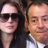 Lindsay Lohan gọi cảnh sát xua đuổi bố