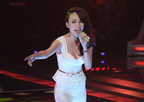 Bất ngờ lớn nhất của The Voice đêm 21/10 - 8