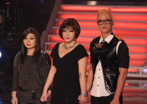 Bất ngờ lớn nhất của The Voice đêm 21/10 - 5