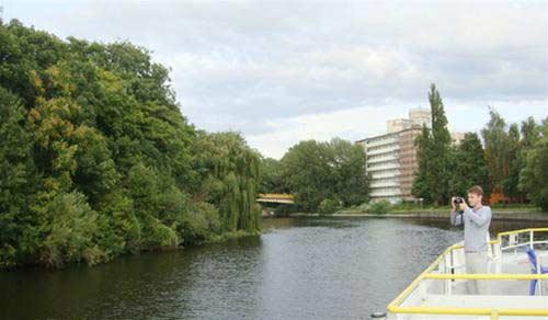 Ngắm Berlin từ sông Spree - 4