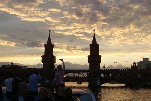 Ngắm Berlin từ sông Spree - 8