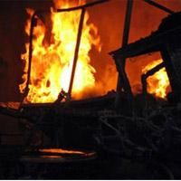 Nghi án vợ đốt chồng sau khi cãi nhau