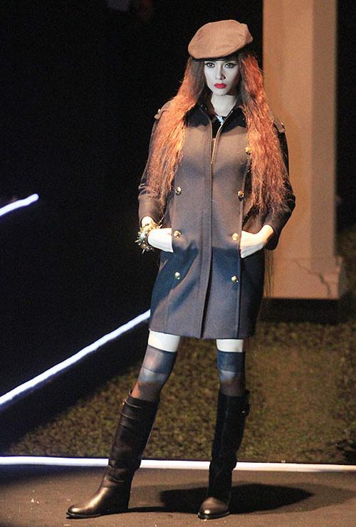 Milano show: Câu chuyện của quần áo - 3