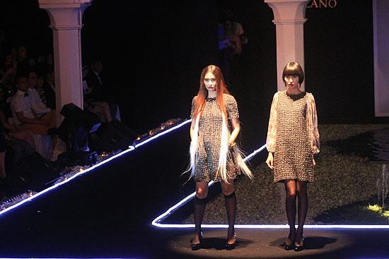 Milano show: Câu chuyện của quần áo - 16