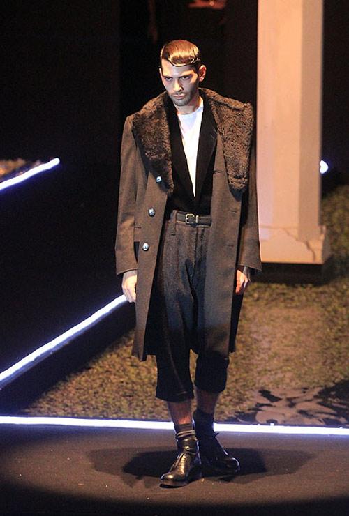 Milano show: Câu chuyện của quần áo - 2